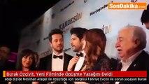 Burak Özçivit, Yeni Filminde Öpüşme Yasağını Deldi