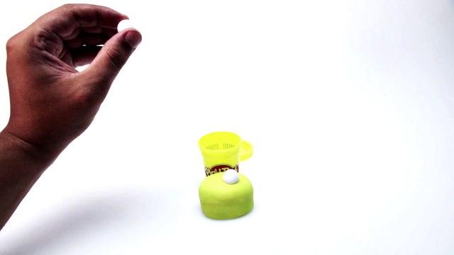 Spongebob & Patrick Play Doh Stop Motion Animación de Playdough Spongebob Squarepants