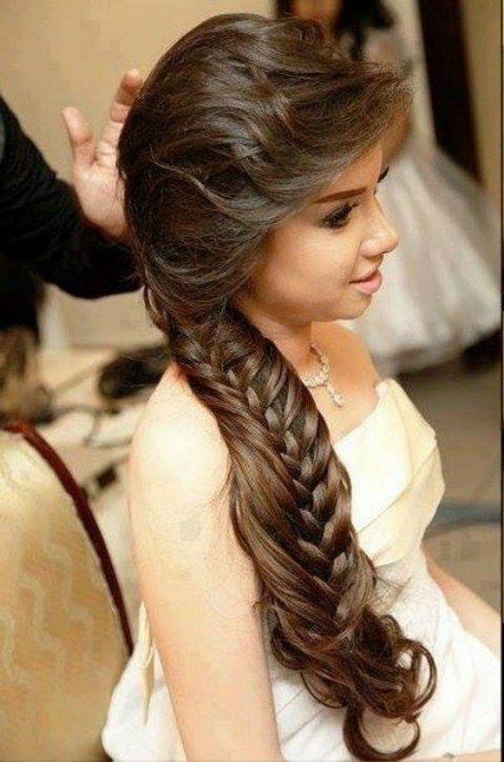 Tremendous Beautiful Hair Styles For Girls Latest Women Hairstyle For Eid Natural Hairstyles Runnerswayorg