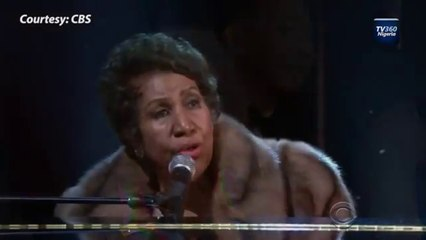 ARETHA FRANKLIN – Natural Woman (Kennedy Center Honors 2015, HD)