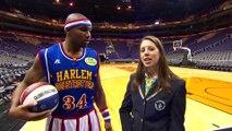Guinness World Records Day 2013 - Longest basketball shot