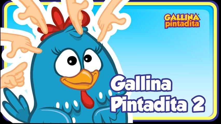GALLINA PINTADITA 2 - Gallina Pintadita 2 - OFICIAL - Lottie Dottie Chicken en Español