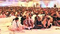 "Part-1 MQM Quaid Altaf Hussain address to ""Mehfil-e-Zikar-e-Mustafa"" organized by MQM Hyderabad"