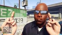 GTA 5 Next Gen Funny Moments (Animation Dance, FPS Fighting, Plane Surfing, Weird Body Gli