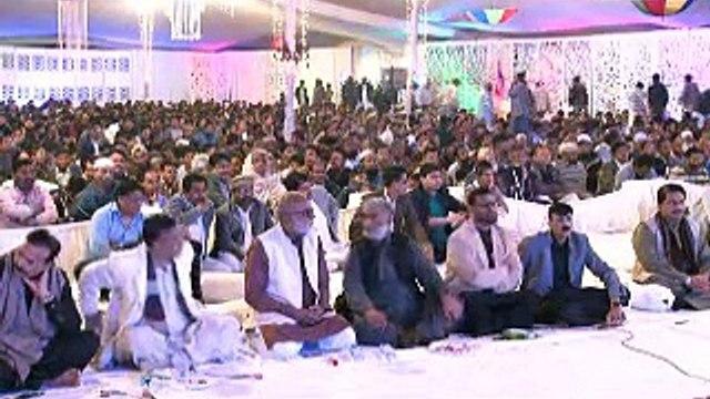 "Part-2 MQM Quaid Altaf Hussain address to ""Mehfil-e-Zikar-e-Mustafa"" organized by MQM Hyderabad"