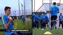 Zap Foot du 15 janvier: Drogba assure au basket, Neymar touche la barre sans regarder, en immersion avec les jeunes de La Masia etc.