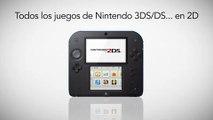 Trailer de lanzamiento de Nintendo 2DS en HobbyConsolas.com