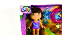 Splash & Paddle Dora The Explorer Perrito Swimming - Play Doh, Hello Kitty, Peppa Pig Epis