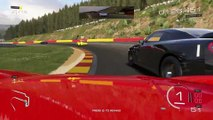 Forza Motorsport 5 Spa Francorchamps Direct Feed Video