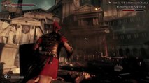 Ryse Son of Rome - Palace Gameplay