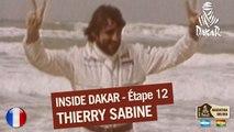 Etape 12 - Inside Dakar 2016 - SABINE