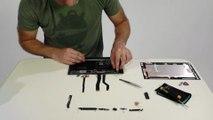 Sony Xperia Z2 Tablet Build Up