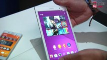 Demo Sony Xperia Z3 Tablet Compact IFA 2014