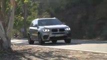BMW X5 M 2015 movimiento