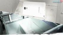 Samsung Galaxy Note 4 Test de Caida