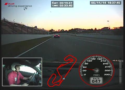 Audi Driving Experience – Audi R8 – Montmeló