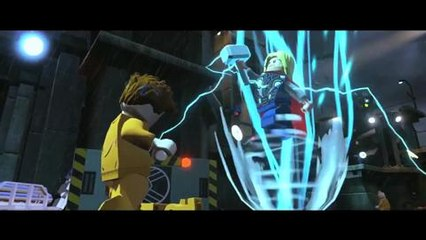Lego Marvel Super Heroes - Cómo desbloquear todos los