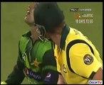 Saeed Ajmal vs Shane Watson - Ajmal's reactions -D. Rare cricket video