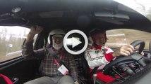 Miki Biasion Abarth 695 Biposto