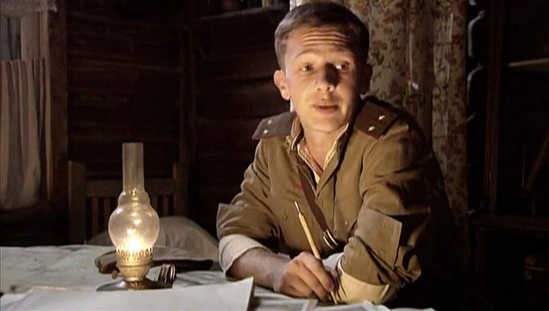 Три дня лейтенанта Кравцова (2011).4 серия из 4