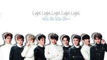 EXO Lightsaber (光劍) Chinese Ver. (Color Coded Chinese/PinYin/Eng Lyrics)