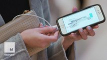 Wearable Tech: Mighty purse phone charging clutch