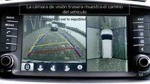 Nuevo Kia Sorento, tecnologías- Sistema de control periférico 360º