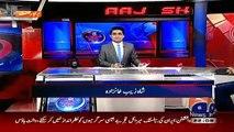 Aaj Shahzeb Khanzada Kay Sath (15-01-2016)