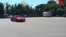 PTE Drift con un Toyota GT86