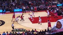 Chicago Bulls vs Toronto Raptors - Full Game Highlights | January 3, 2016 | NBA 2015-16 Season