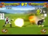 Trailer le jeux Naruto shipuden
