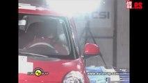 Euro NCAP  Fiat 500L  2012  Crash test