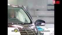 Euro NCAP  Volvo V40  2012  Crash test  Small Family