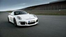 Nuevo Porsche 911 GT3 en circuito