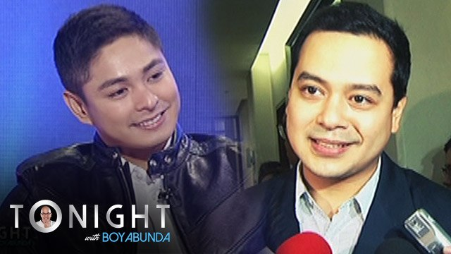 "TWBA: Coco reacts on ""Honor Thy Father"" and the MMFF controversy"