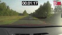 Una Vuelta a Bordo del Megane RS