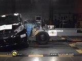 Euro NCAP crash test Nissan Note