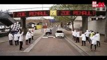 Scalextric con Renault ZOE