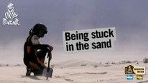Stage / Etapa / Etape 12 - Being stuck in the sand - (San Juan / Villa Carlos Paz)