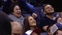Kiss Cam  Pistons vs Grizzlies  January 14, 2016  NBA 2015-16 Season