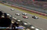 Salida de las 24 Horas de Le Mans 2015