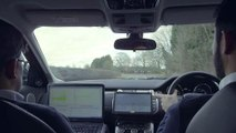 Detector baches Land Rover