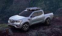 Renault unveils ALASKAN Concept