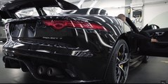 Jaguar F-TYPE Project 7 _ montaje techo