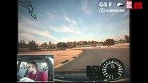 Prueba Lexus GSF