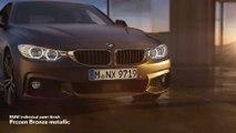Nuevos colores BMW Serie 4 Gran Coupé