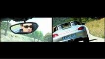Porsche Boxster contra BMW Z4 sDrive 30i
