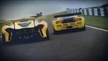 Encuentro entre el mítico McLaren F1 GTR y el McLaren P1 GTR
