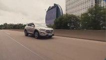 El nuevo Hyundai Tucson, ¡por fin en movimiento!