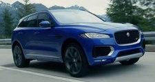 Jaguar F-PACE _el deportivo más práctico de Jaguar